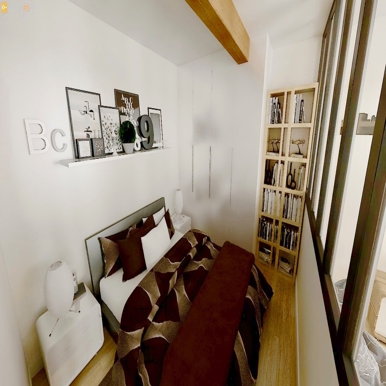 Image_5, Appartement, Toulouse, ref :DP593