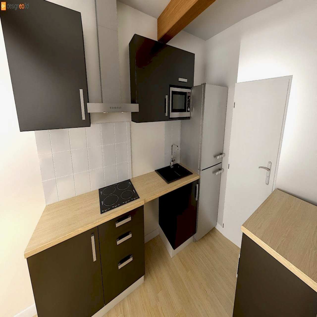 Image_3, Appartement, Toulouse, ref :DP593