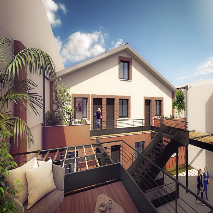 vente appartement toulouse villas et maisons toulouse. Black Bedroom Furniture Sets. Home Design Ideas