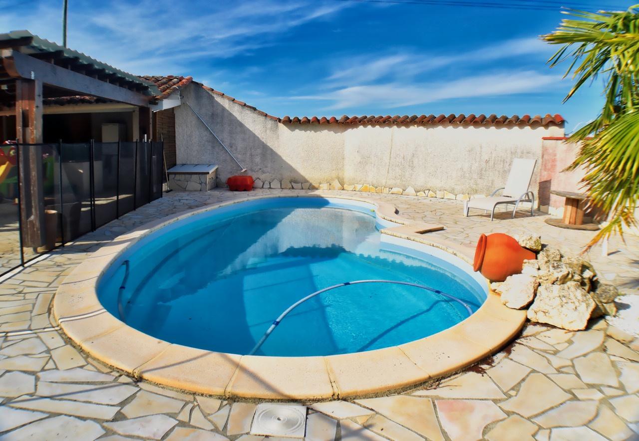 Vente maison t5 fonsorbes 139m2 for Piscine fonsorbes